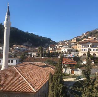 City of Berat, Feb. 2020