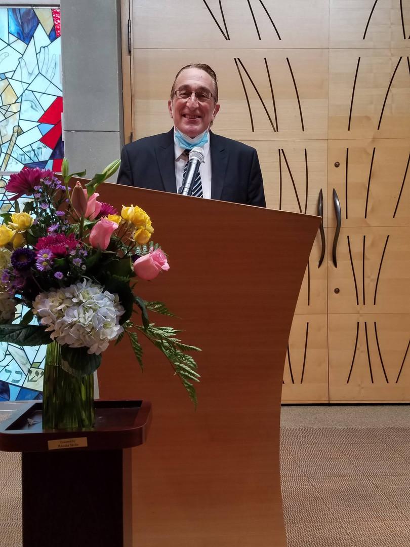Rabbi David Schonblum