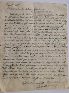 Kadri's Letter