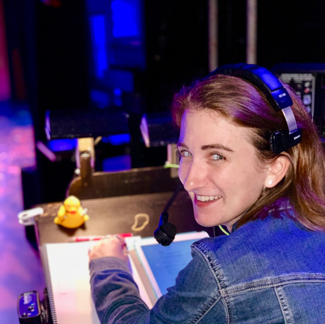 Jackie Lawlor (Production Stage Manager)