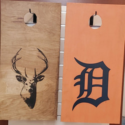 Cornhole- Deer or Detroit
