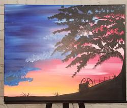 Americana Sunset