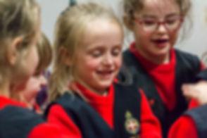 Dundonald Elim Church Girls' Brigade GB