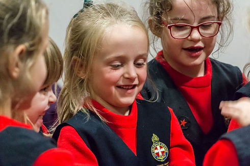 Dundonald Elim Church Girls' Brigade GB