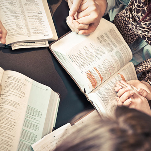 Dundonald Elim Church Ladies' Bible Study