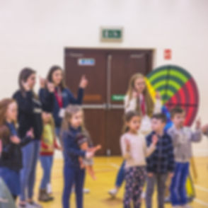 Dundonald Elim Church Arrows Little Arrows GRTR Greater Kids Ministry