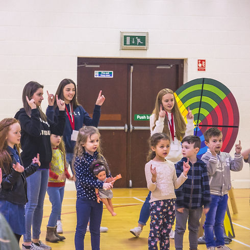Dundonald Elim Church Arrows Little Arrows GRTR Greater Kids Ministry