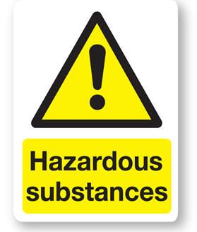 New legal obligation as an importer and manufacturer of hazardous substances
