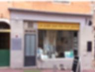 atelier dans le vieux Nice