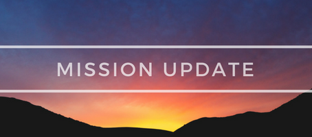 Mission Update: Ben & Kate Hutchison