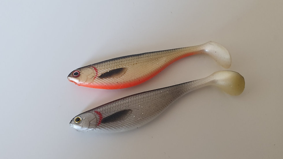 The Baitfish Shad 90mm