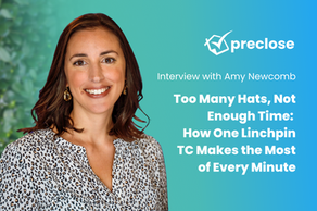 Too Many Hats, Not Enough Time: How One  Linchpin TC Makes the Most of Every Minute