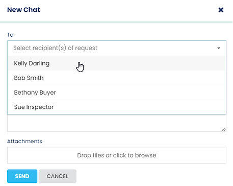 chat with real estate clients during tra
