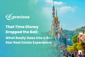That Time Disney Dropped the Ball: What Really Goes Into a 5-Star Real Estate Experience