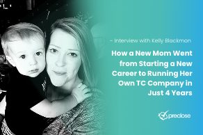How a New Mom Went from Starting a New Career to Running Her Own TC Company in Just 4 Years