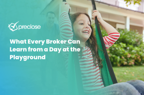 What Every Real Estate Broker Can Learn from a Day at the Playground