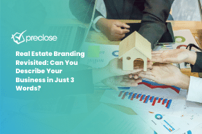 Real Estate Branding Revisited: Can You Describe Your Business in Just 3 Words?