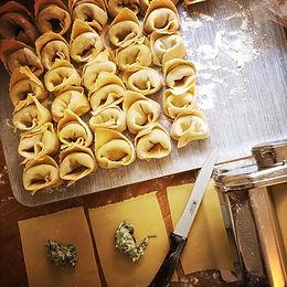 Filled Pasta Making