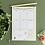 Thumbnail: Haftalık planlayıcı | A5 | Sarı