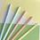 Thumbnail: Bleistift | Pastell | mit Motivationsspruch
