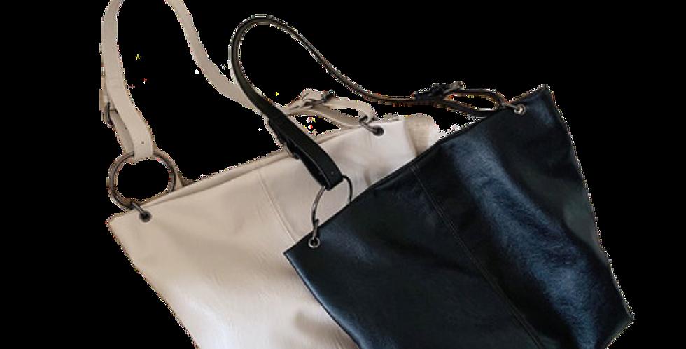 Vegan Leather Boho Bag