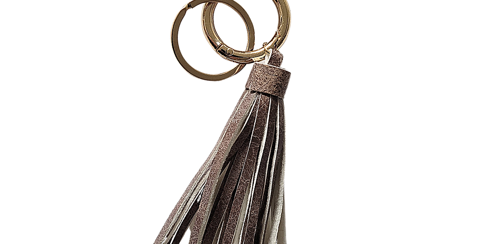 Leather Tassel by P3Stamped With Love