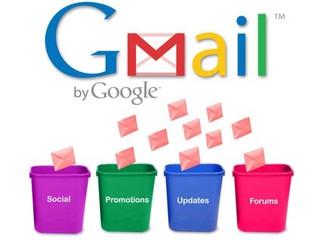 Des publicités discrètes dans l'onglet « Promotions » du nouveau Gmail