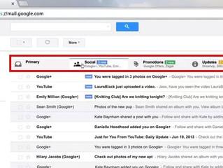 Le nouveau Gmail fait maintenant un tri automatique de nos emails