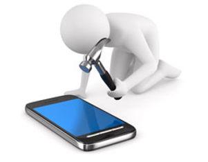 Réparation de smartphones et tablettes - Vente de pièces détachées - Configuration et formation à l'utilisation de votre smartphone.