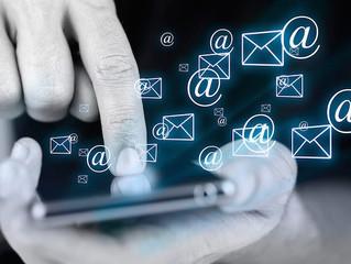 Dans le monde du travail, l'email et Internet restent les deux principaux outils