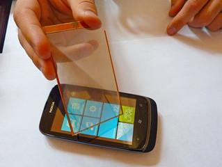 Un film transparent qui recharge votre smartphone