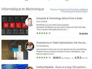 Google lance Helpouts, une plateforme de vidéo-chat avec des experts