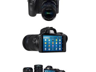 Galaxy NX : le nouvel appareil photo de Samsung sous Android dévoilé