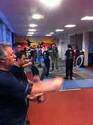 A typical Class at Warrior Wing Chun