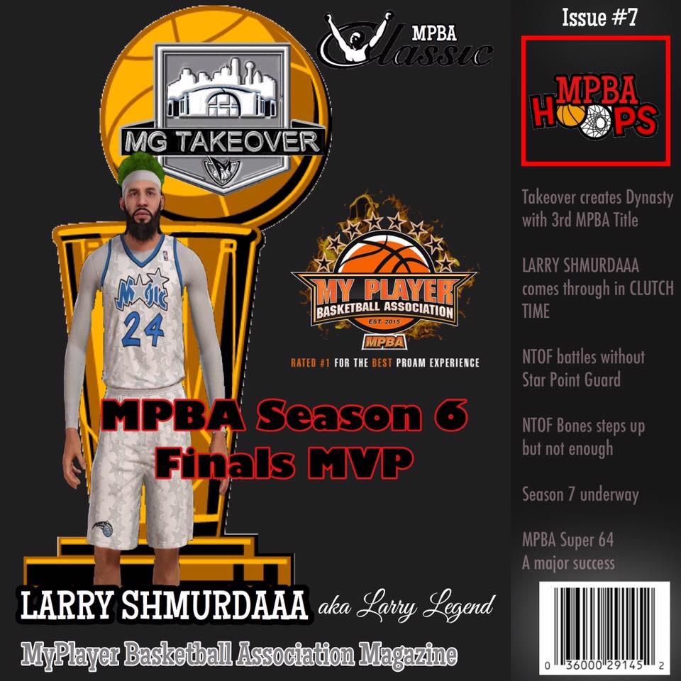 MPBA HOOPS ISSUE #7