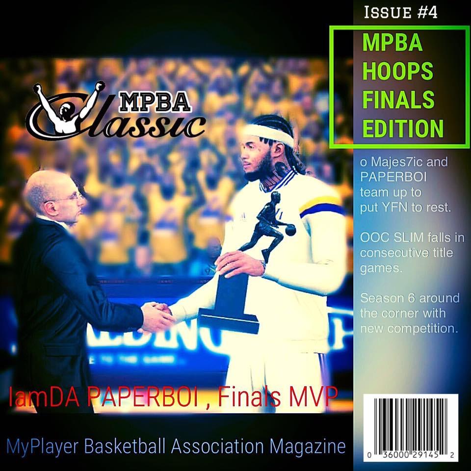 MPBA HOOPS #4