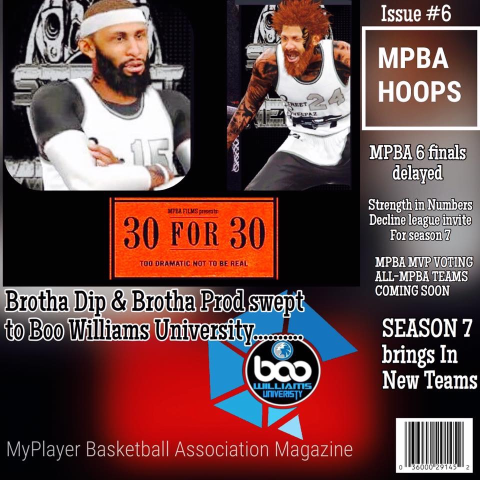 MPBA HOOPS ISSUE #6