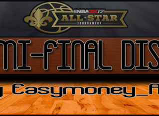 NBA 2K Road To All Star Weekend Semi-Final Discussion