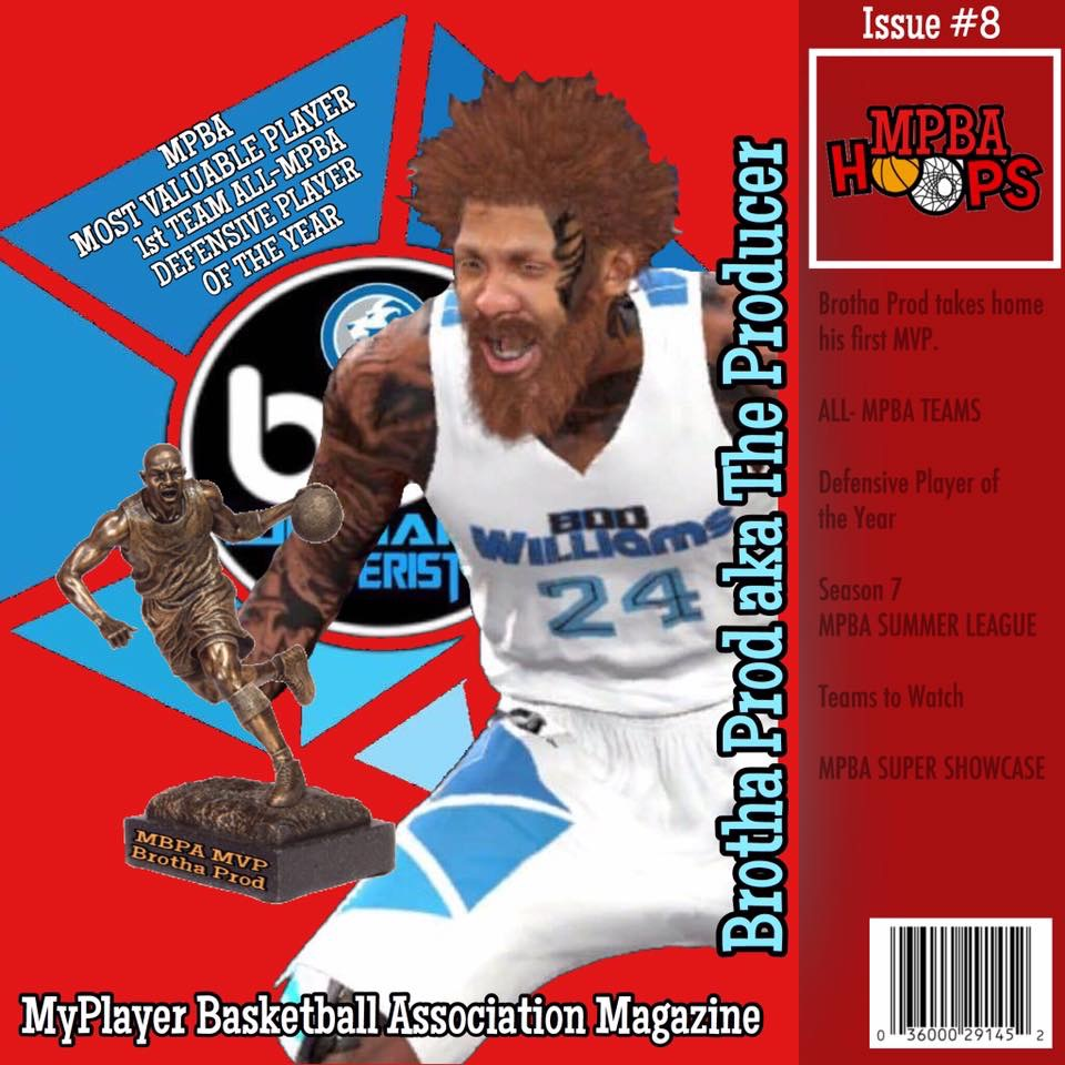 MPBA HOOPS ISSUE #8