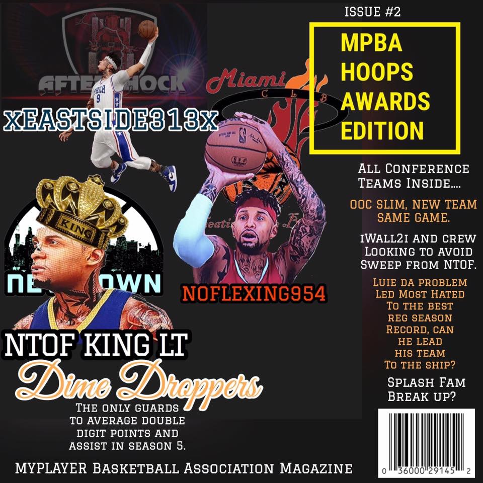 MPBA HOOPS ISSUE #2