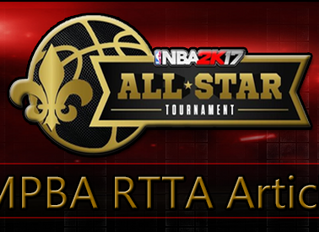 Road To The All Star Game...