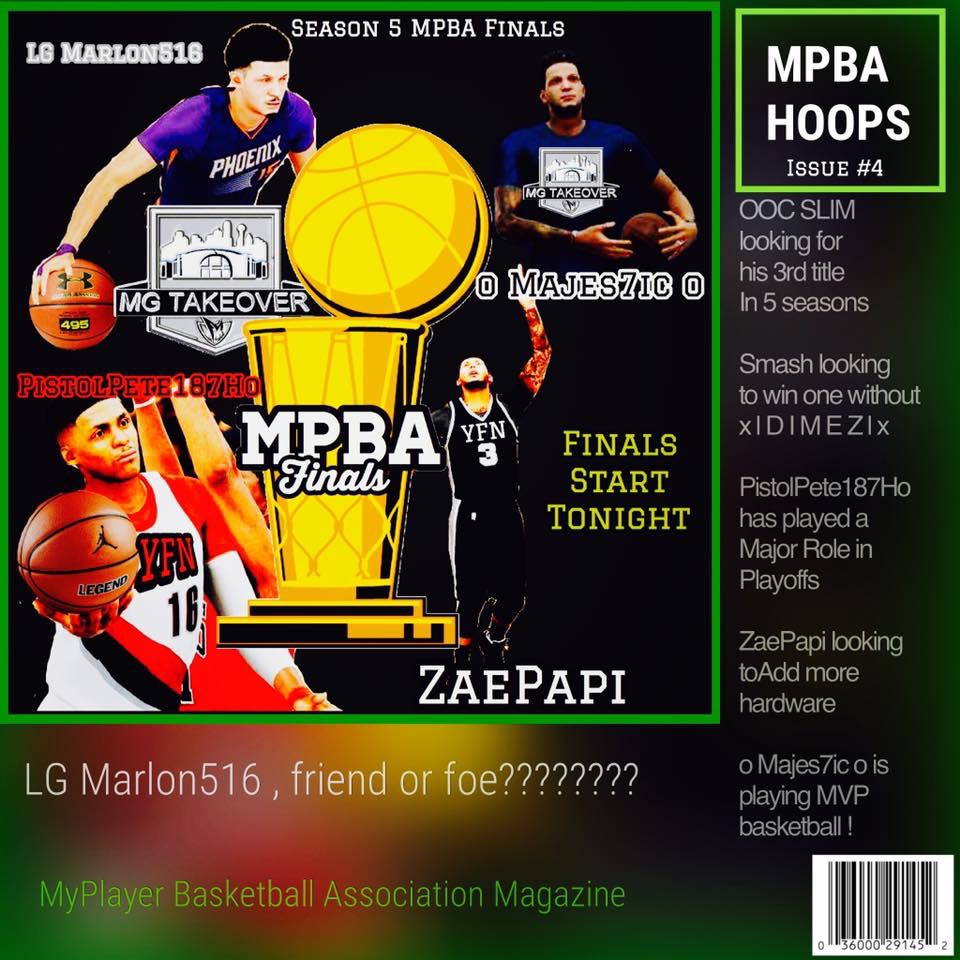 MPBA HOOPS ISSUE #1