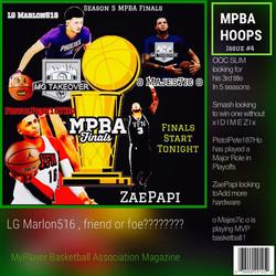 MPBA HOOPS ISSUE #1