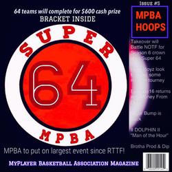 MPBA HOOPS ISSUE #5