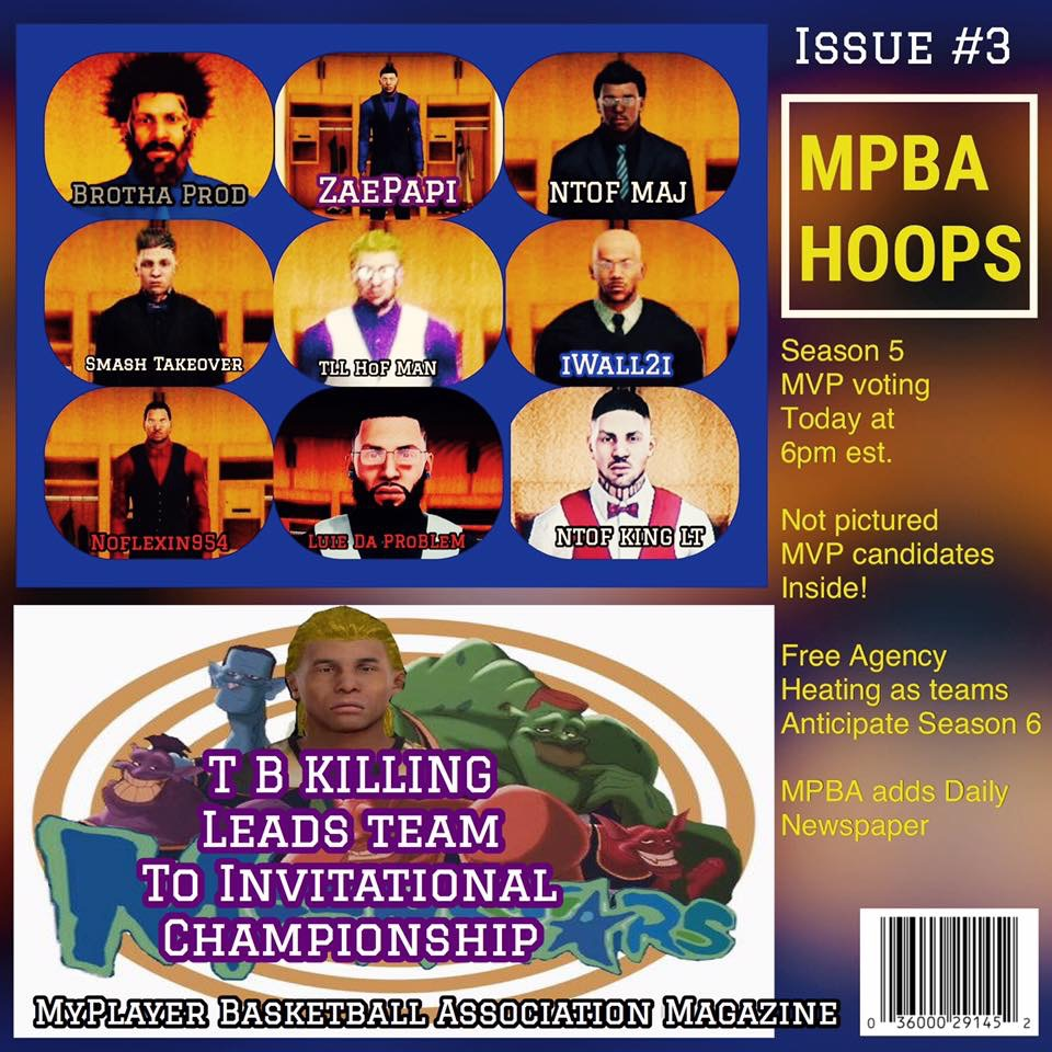 MPBA HOOPS ISSUE #3
