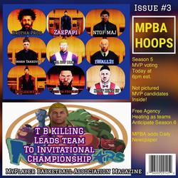 MPBA HOOPS ISSUE #3