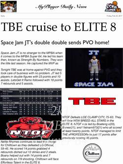 TBE Cruises...