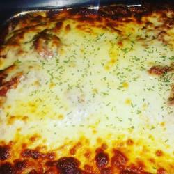 Gibson's lasagna