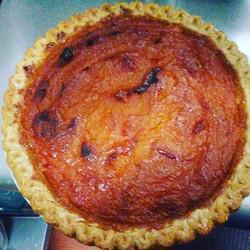 Gibson's sweet potato pie