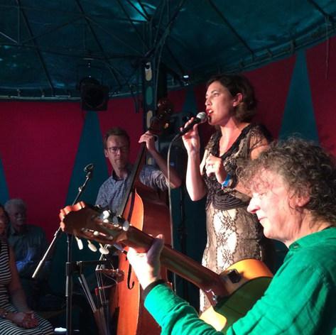 In Royal op 17-8-19 op Showmans fair, Alkmaar